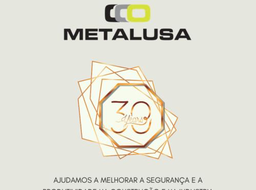 METALUSA® 30 Years