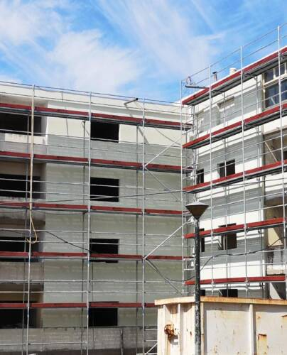 Rehabilitation of a dual-purpose Commercial and Residential Building
