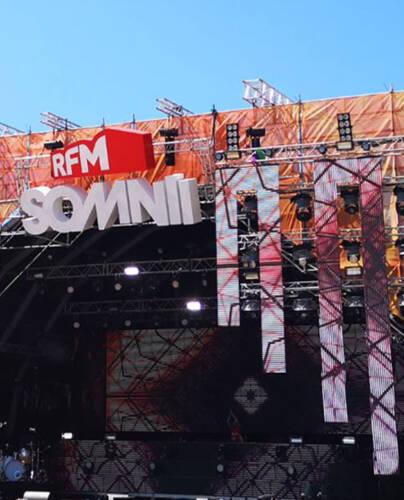 RFM SOMNII Festival Stage