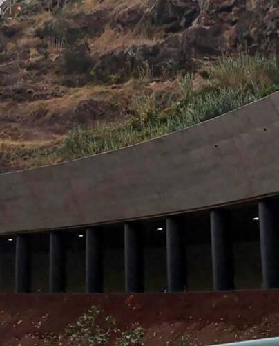 João Abel de Freitas Open-Air Road Tunnel